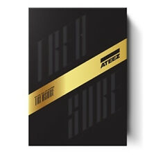 ATEEZ TREASURE EP.FIN:ALL TO ACTION 1st Album A Ver. CD+POSTER+Buch+15 Karte+etc