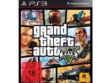 Grand Theft Auto V PlayStation3 Action Rockstar North Open-World PS3 USK18