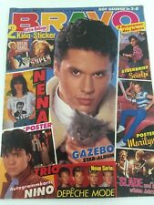 BRAVO 09.02.1984 Wham George Michael Boy Culture Club Nena Depeche Mode