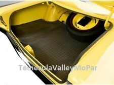 Trunk Mat & Tote Bag Set for 1968-1970 MoPar B-Body