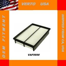 Air Filter For Mazda 3 ,Mazda 3 Sport , Mazda 5 Base On Fitment Chart Vaf9898 (Fits: Mazda)