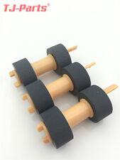 3x 604K19890 XR Phaser 4500 4510 7100N 7100DN OKI B6200 B6300 Pickup Feed Roller