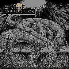 The Five Rivers Of Erebos von Asphodelos (2017)