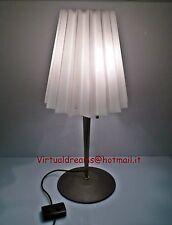 ENORME 80 cm !!! Lampada Murano Fontana Arte Vistosi Arteluce Flos Mid Century
