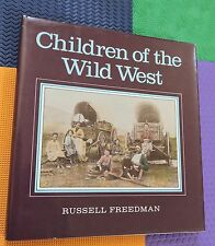 CHILDREN of the WILD WEST history/period photos  western life PIONEER & INDIAN