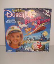 DISQUE VYNIL 45 TOURS 45T DOUCHKA BERNARD & BIANCA 1987
