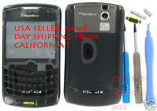Nextel Black RIM BlackBerry 8350i OEM Full Housing Case