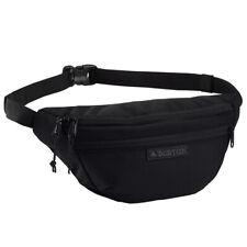 Burton hip Bag Bolsa de cadera 3 litros de negro