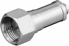 SAC F Connector with DC Block End Terminator Free P&P