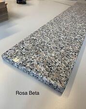 Treppenstufen Rosa Beta 3cm Treppen und Setzstufe Granit Naturstein