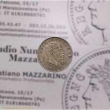 20 Centesimi 1863 M Valore (Regno Italia Vitt Em II) qFDC LOT2167