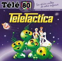 """CD NEUF """"TELE 80 : TELETACTICA"""" La chanson de l'orion / Julie BATAILLE"""