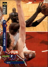 Michael Jordan #169 Upper Deck 1995/96 NBA Basketball Card