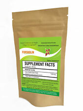 PURE Forskolin Extract Weight Loss 20% Standardized Powder Coleus Forskohlii 50g