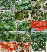 Plastic Garland Dried & Artificial Trailing Flowers