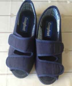 Cosyfeet Ladies' Slippers/Shoes - Size 6