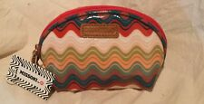 MISSONI FOR TARGET COSMETIC BAG - NEW