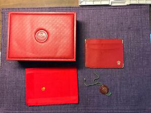 Vintage 90's Rolex Ladies president Embroidery watch Box ;Case. 60.00.02