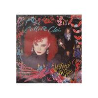 Culture Club LP Vinyl Waking Up With The House On Fire/Virgin Versiegelt