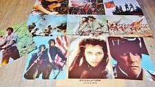 REVOLUTION ! n kinski al pacino jeu 10 photos cinema lobby cards