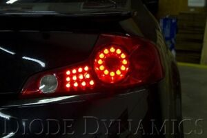 Diode Dynamics Tail as Turn Signal Module For 2003-2007 Infiniti G35 Coupe Pair