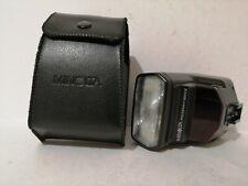 Minolta Program 3200i Shoe Mount Flash for Sony Alpha & Maxxum Dynax Cameras