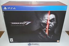 Tekken 7 - Collector's Edition (Sony PlayStation 4 PS4, 2017) [NOT A CONSOLE]