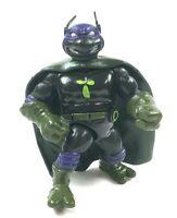 Playmates 1993 Teenage Mutant Ninja Turtles TMNT Sewer Heroes SUPER DON Figure