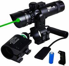 Wnosh Green Dot Sight Pressure Switch 532nm Picatinny-Weaver Rail Scope cr123a