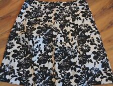 Knee-Length Wear to Work Floral Skirts for Women