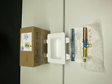 Ppp Precision Plumbing Products Fire Rated Plastic Ice Maker Box Mm-500Pimbfrpex