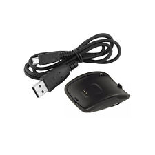 Charging Cradle Dock Charger for Samsung Gear S SM R750 Smart Watch + USB Cable