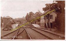 Charlton Kings Railway Station Photo. Cheltenham - Andoversford. GWR. (4)