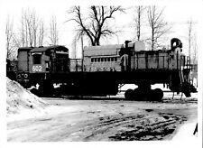 1973 Chihuahua Pacifico Train 602 Engine 5x7 Photo Railway X2200S O