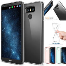 Unbranded/Generic Transparent Mobile Phone Cases, Covers & Skins for LG G6