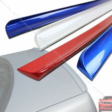 Painted 2005-2008 AUDI A4 / S4 B7 Boot/Trunk Lip Spoiler Wing §