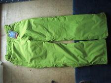 Neue Top Skihose Billabong grün Größe XL