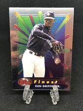 KEN GRIFFEY JR 👀 INSERT 2017 TOPPS FINEST #BR-KG1 SEATTLE MARINERS