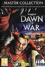 Warhammer 40,000: Dawn of War Master Collection (Pc-Dvd) Nuevo Sellado