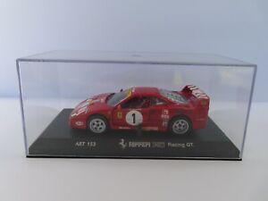 Corgi Detail Cars 1/43 Ferrari F40 Racing GT Art 153 Diecast Excellent Condition