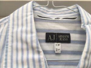 Armani Shirt, XL Slim Fit