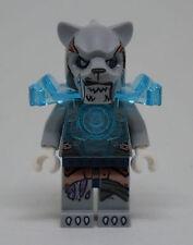 Lego Legends of Chima - Saraw - Rüstung, Blau, Tiger, Maske, Figur - Neu