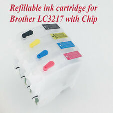 LC3217 Refillable ink cartridge for Brother MFC-J5330DW MFC-J5335DW MFC-J5730DW