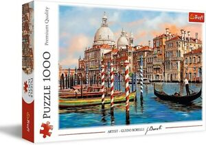 Trefl 1000 Piece Jigsaw Puzzle - Afternoon In Venice