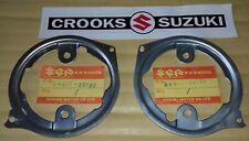 34951-33120 & 34952 GT250/GT380/GT500/GT550 Suzuki Speedo & Tacho fitting plates