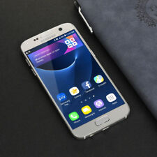 """Samsung Galaxy S7 32GB Silber Ohne Simlock 5,1"""" Android Smartphone DE TOP WOW!!!"""
