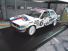 BMW 325i 3er Reihe E30 DTM 1986 #6 Gubin Strycek RAR Minichamps 1:18