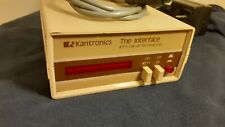 Kantronics The Interface RTTY/CW Up terminal unit.with VIC-20 interface.