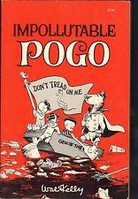 Impollutable Pogo 1970 Walt Kelly  (NM+) WH