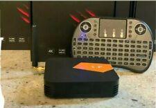 New Venom Platinum  , 4k streaming media player , warrenty & live tech suppor